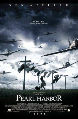 8) Pearl Harbor (2001)