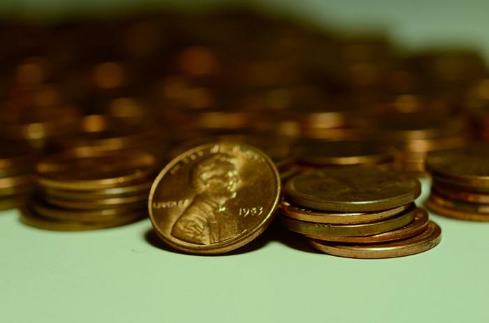 9. Fastest Mile of Pennies