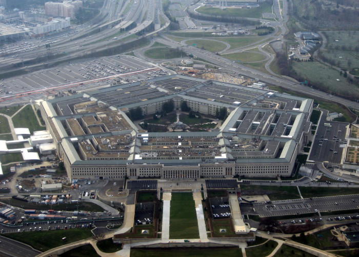 4. We Have The Pentagon: A Big Office for Big Responsibilities