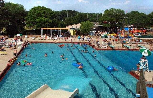 7.) Point Mallard Water Park - Decatur