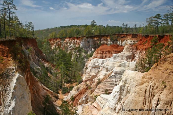 12. Providence Canyon State Park