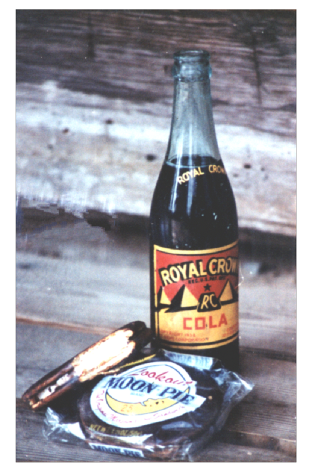 9.) Having a MoonPie with an RC Cola