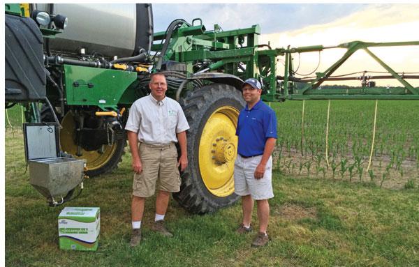 Record Corn Crop