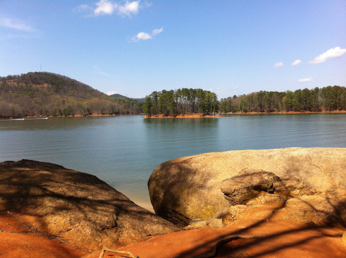 13. Red Top Mountain State Park