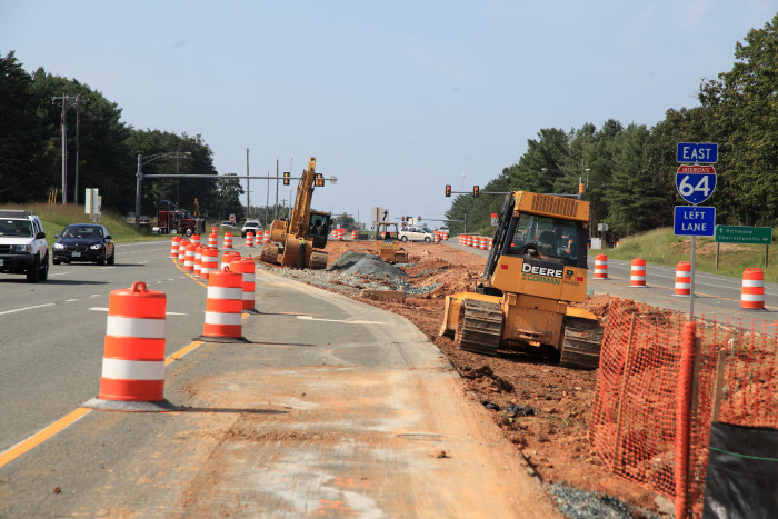 17. Road Construction? Ha! We're used to it. We'll weave through those traffic cones like a  stunt driver.