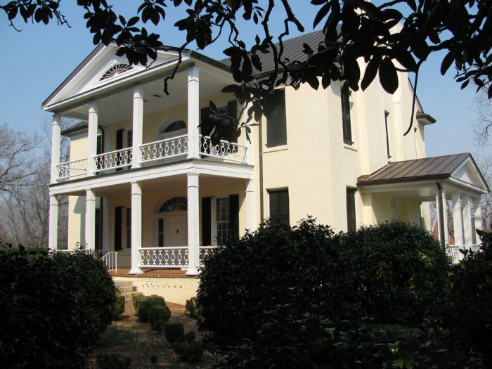 15. Rose Hill Plantation (Union, SC)