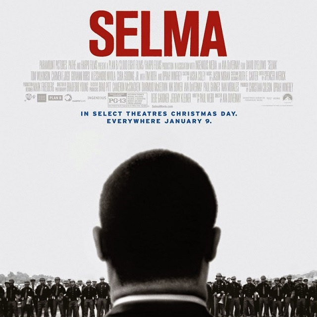7.) Selma - Released in 2014, and starring David Oyelowo as Martin Luther King Jr., Selma was of course filmed in Selma.  Some of it was also filmed in Montgomery.  Oh, and Oprah also produced it.