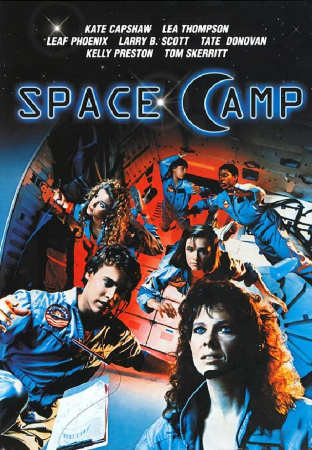 6.) Space Camp - Released in 1986, and starring Kate Capshaw, Lea Thompson and Kelly Preston, this movie was inspired by the U.S. Space Camp in Huntsville and was partially filmed in Huntsville.