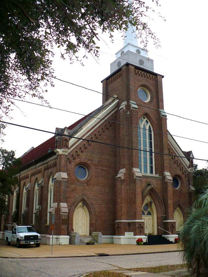 6.) St. Vincent de Paul Catholic Church / Mobile