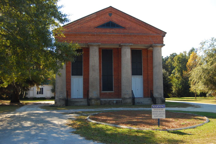 10. Salem Black River Church (Sumter, SC)