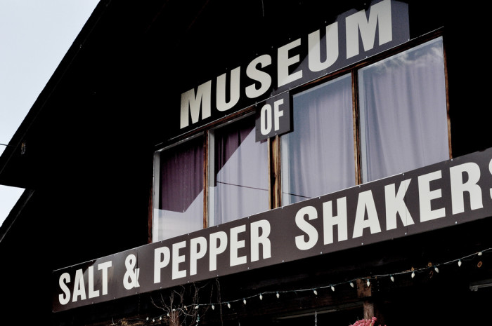4) A museum of salt and pepper shakers can be found in Gatlinburg. What better way to give tribute to our most constant spice friends?  We'd be lost without them.