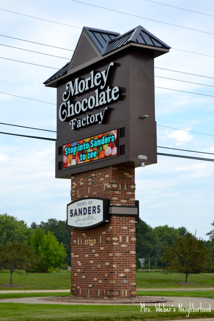 13) Morley Chocolate Factory tour