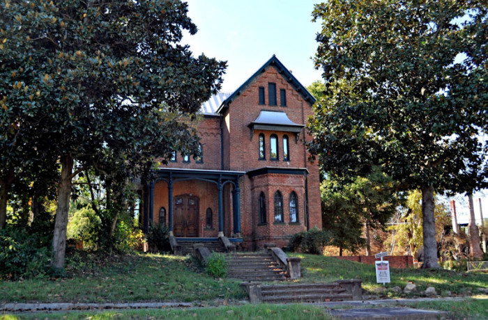 "5.  The Weaver House (Selma, AL) - Known as ""The Castle"", the Weaver House was built in 1868 by William Weaver, a prominent landowner during the time.  Weaver was also the son of one of Selma's founders.  Supposedly strange things happen here from time to time, such as music playing and screeching voices.  If you're interested in paranormal experiences, this may be an interesting place to check out."