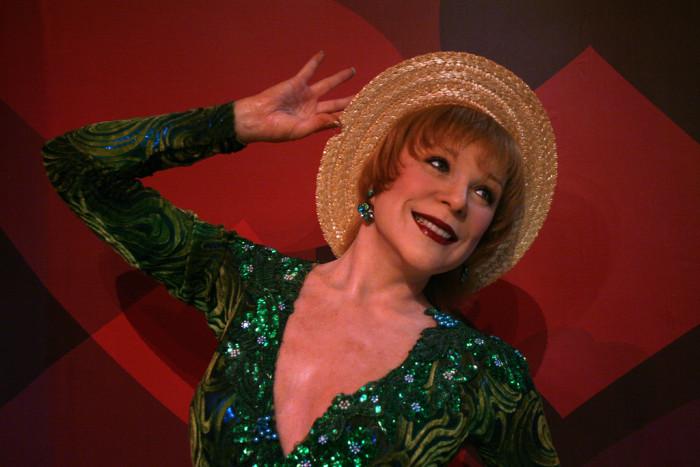 4. Shirley MacLaine (actress, singer, dancer, activist), Richmond/Arlington