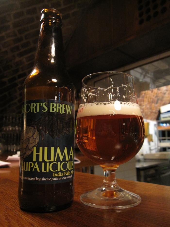 10) Short's Brewing Company