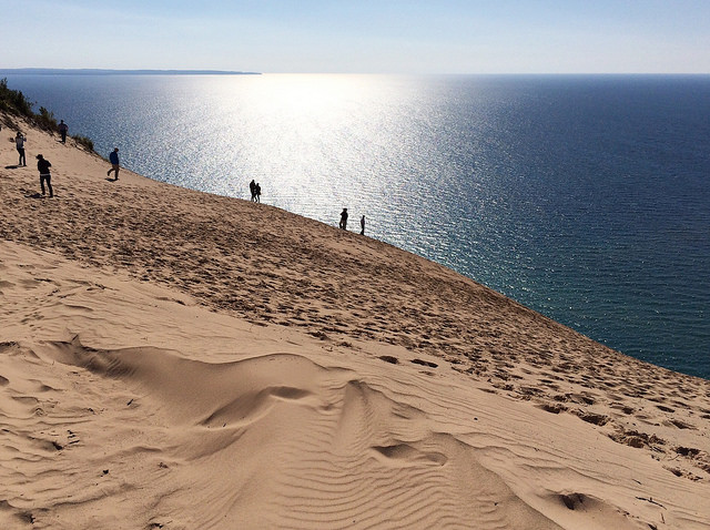 1) They swear the best beaches in the world are on Lake Michigan.