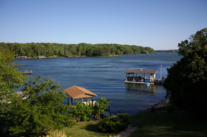 9. Smith Mountain Lake, Roanoke Region