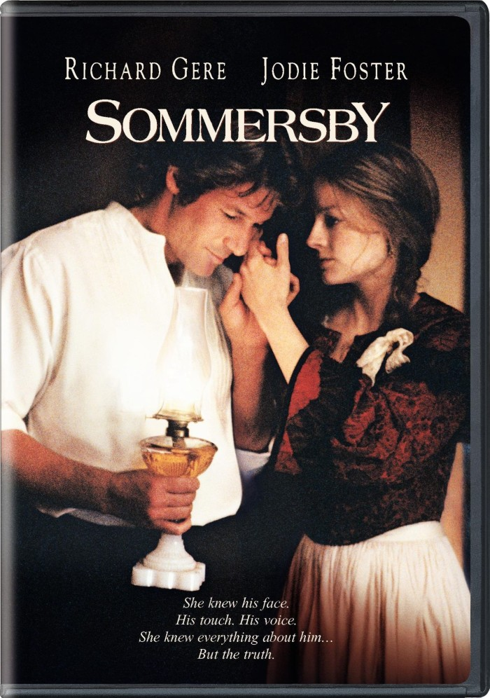 Sommersby: Rural Virginia came through for this beautiful film.
