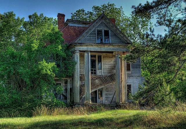 Amazing places in georgia that are abandoned for Civil war plantation homes for sale