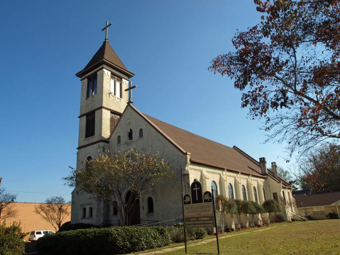 5.) St. Elizabeth Catholic Church / Greenville