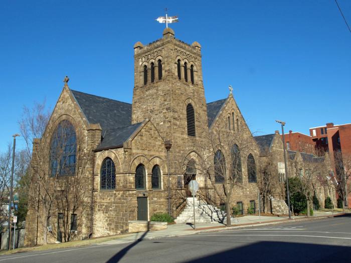 2.) St. Mary's on the Highlands Episcopal Church / Birmingham