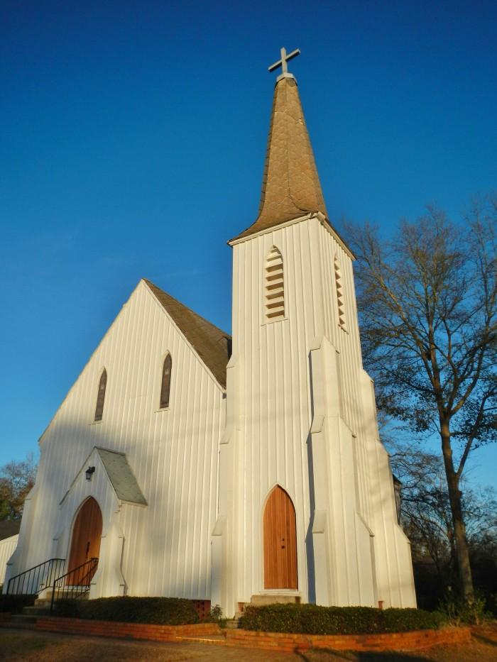 8.) St. Paul's Episcopal Church / Lowndesboro