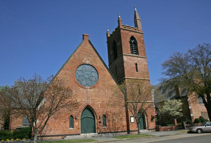4.) St. Paul's Episcopal Church / Selma