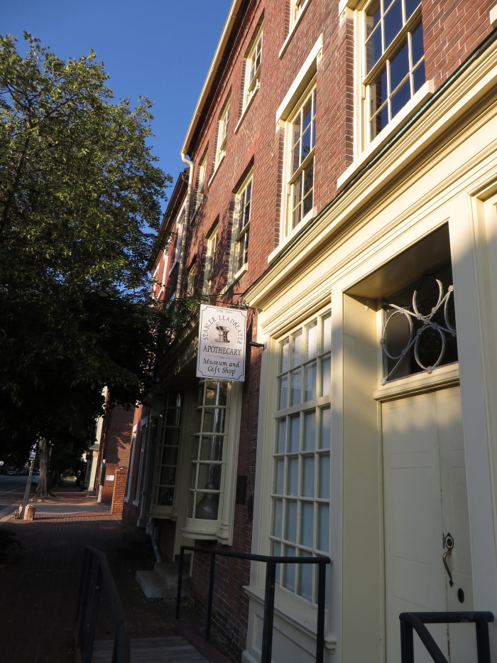 8. Stabler-Leadbeater Apothecary Museum, Alexandria