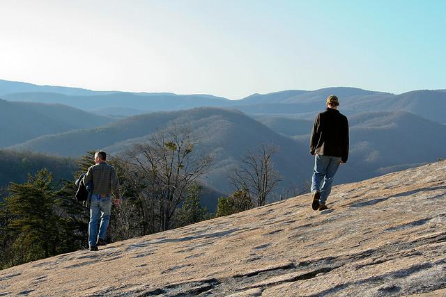 20. Climb the rock we like to call Stone Mountain.