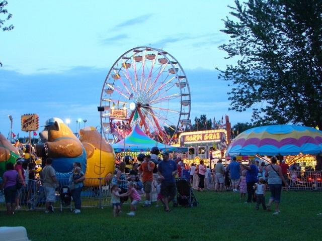 16.) Street Festivals & Fairs