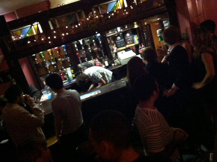 3. The bar scene in Athens is the most extensive in Georgia.