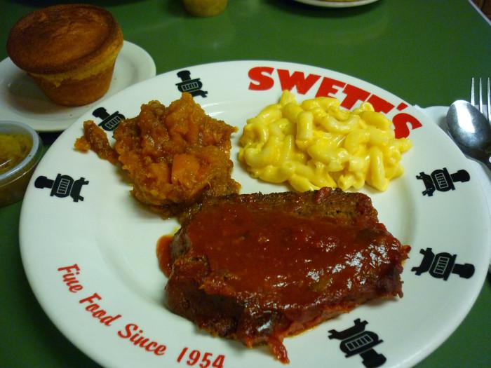 1) Swett's - Nashville