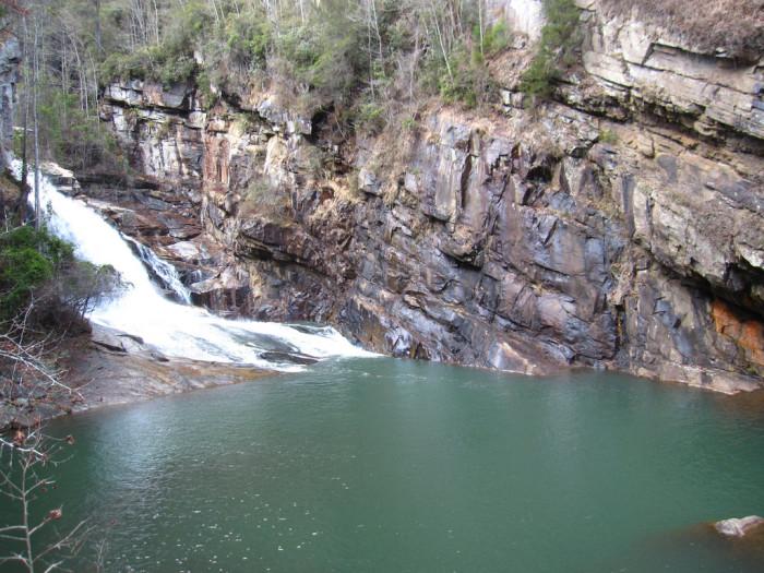 18. Tallulah Gorge State Park