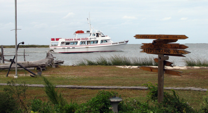 20.Tangier Island – the (is)land that time forgot.