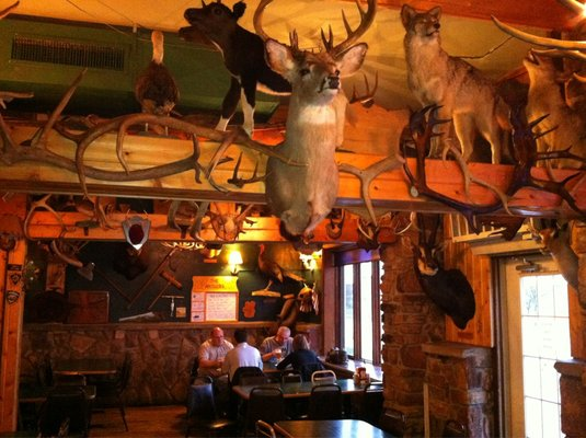 3) The Antlers Restaurant