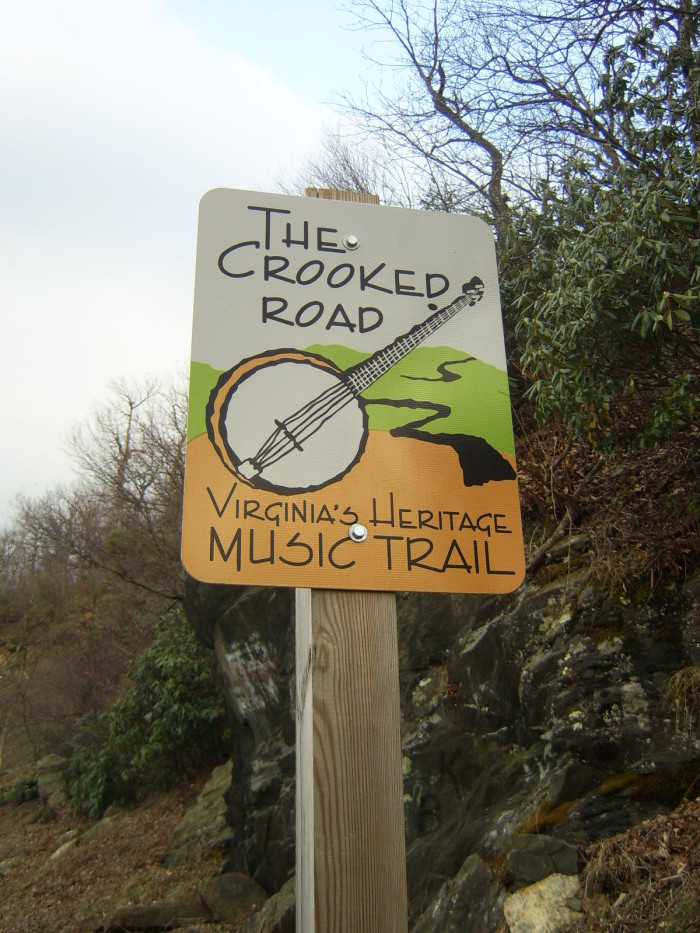 1. Music Lovers Road Trip: The Crooked Road – Virginia's Heritage Music Trail