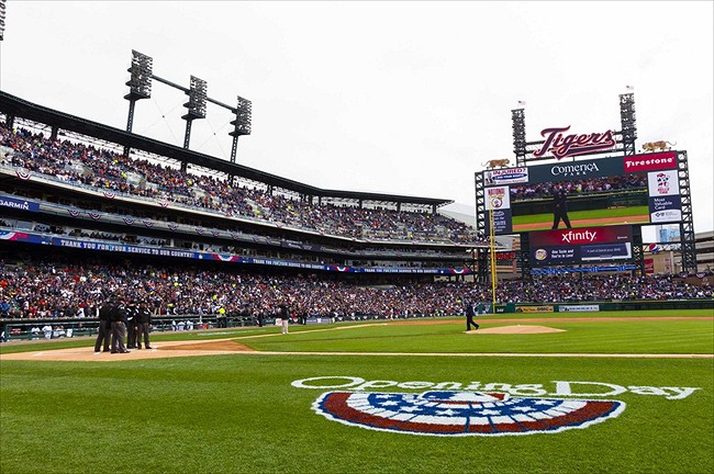 3)We might not have the best major league teams around, but the Detroit Lions, Tigers, Pistons and Red Wings are still NO. 1 in our books. In fact, Opening Day at the Tiger's Comerica Park is widely considered a holiday, with revelers taking the day off in celebration.