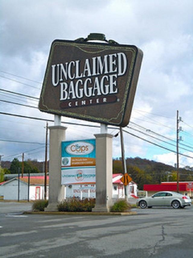 16.) Unclaimed Baggage Center - Scottsboro