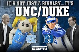 9. The greatest college basketball rivalry in all the land