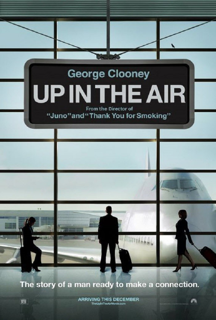 12) Up in the Air