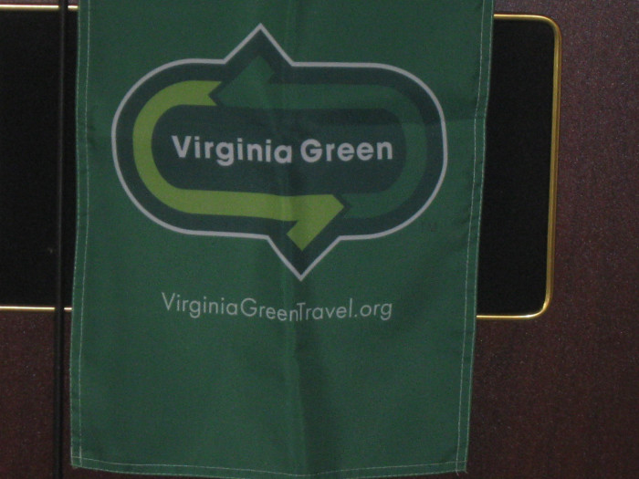 5. We Are Thinking Green...Virginia Green