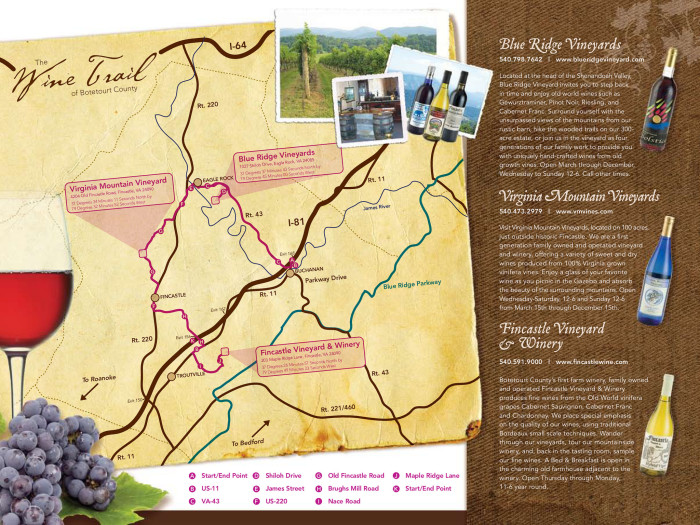 7. Hit the Wine Trails: You'll want to go easy on the driving for this one, but it will be so worth the trip!