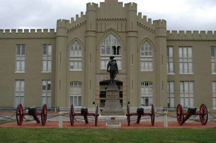 6. Virginia Military Institute: Spirits Throughout History