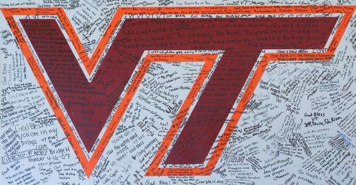 Messages to Virginia Tech, April 23, 2007