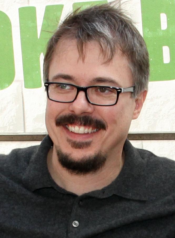 11. Vince Gilligan (TV writer, producer), Richmond / Farmville