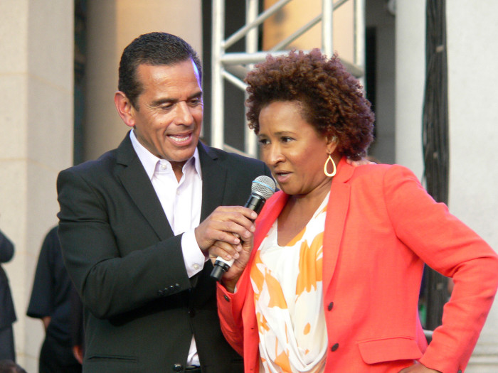 10. Wanda Sykes (writer, actress, comedian), Portsmouth/DC area