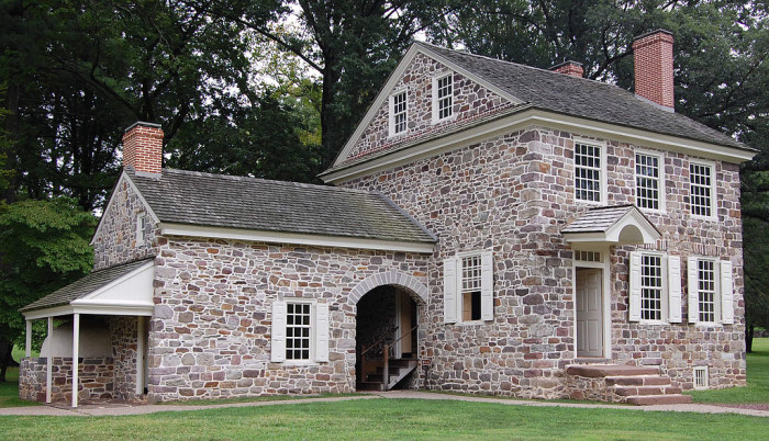 3. Washington's Headquarters at Valley Forge