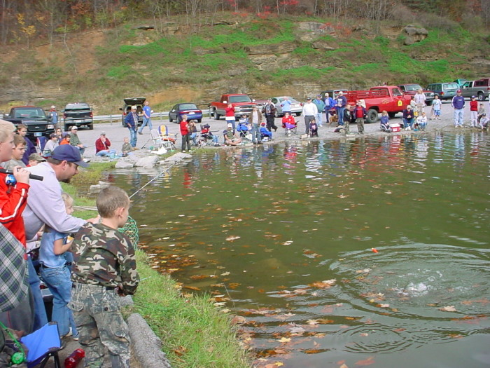 13) If you have a young fisherman (or fisherwoman!) at home, then they may just want to regale the beginning of Free Fishing Week with the Children's Trout Rodeo in Gatlinburg. Free to all under the age of 16, this fun day in the great outdoors is a sure way to begin summer.