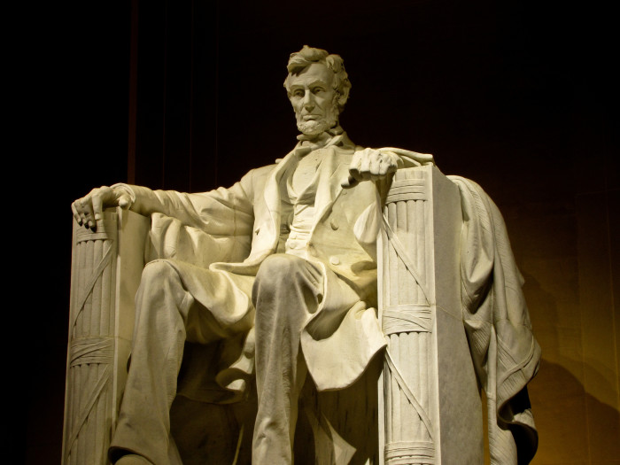 3. Abraham Lincoln