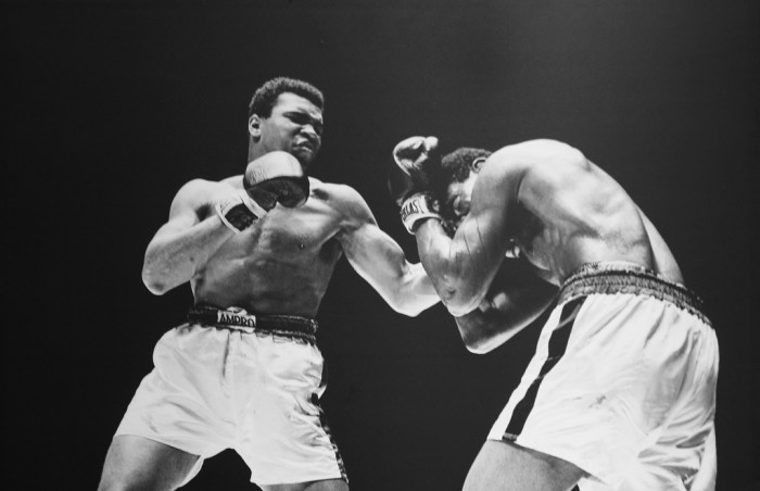12. Muhammad Ali, the great boxer, philanthropist and social activist, Ali was born on January 17, 1942 in Louisville, KY.